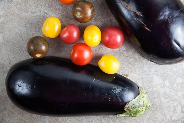 braised eggplant with ground lamb-5