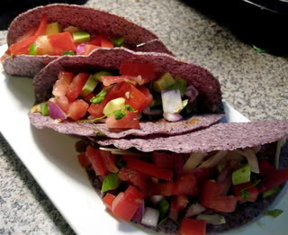 Meat-Free Fridays: Taco Night
