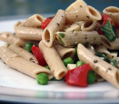 Meat-Free Fridays: Pasta Salad