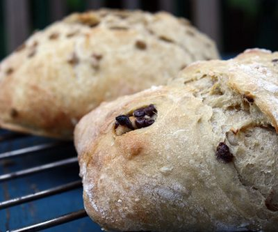 Rosemary-Thyme and Chocolate Chip Breads + Giveaway!