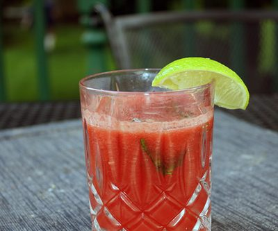 Refreshing Watermelon Cocktail