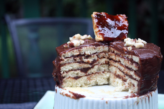 chocolate dobos torta 2