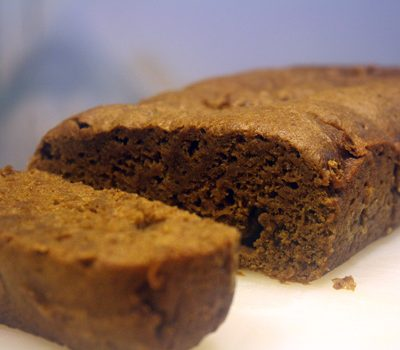 Fat Free Pumpkin Gingerbread