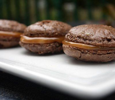 Daring Bakers: Macarons