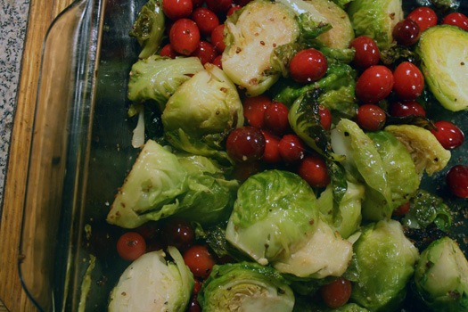 how to make delicious roasted brussel sprouts