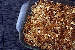 baked crumble