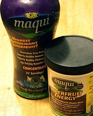Maqui Superfruit Review