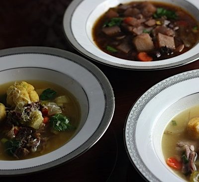 Foodbuzz 24, 24, 24: Around the World in Six Soups