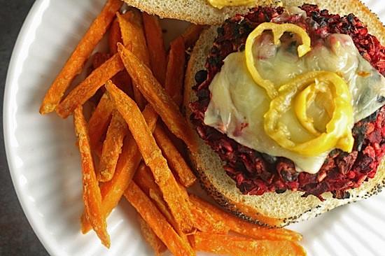 Ultimate Veggie Burger - Healthy Delicious