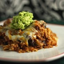 Healthy Taco Bake Recipe