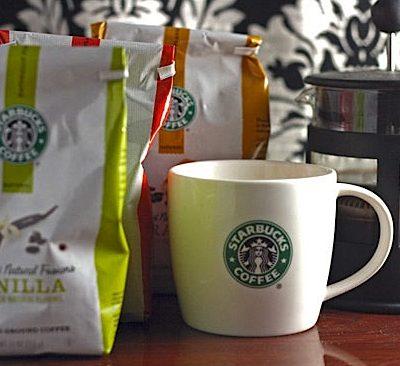 Starbucks Natural Fusions (+ a Giveaway)