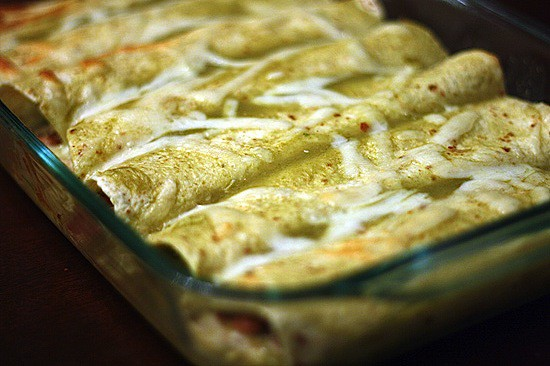 Looking for more enchiladas? Try my favorite version, with spinach and ...
