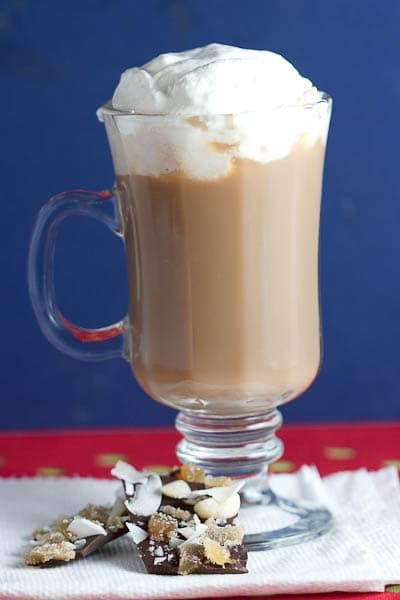 how to make cafe au lait at home