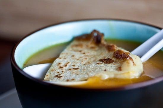 Creamy Sweet Potato and Chipotle Soup 2