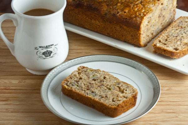 Earl Grey Banana Bread 2