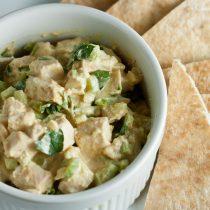 Tandoori Chicken Salad {Lactose Free!} 25