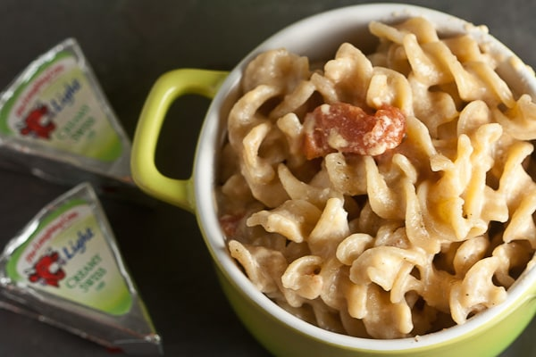 Stovetop Mac & Cheese with Stewed Tomato 2