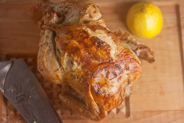 Perfect Roast Chicken with Lemon & Za'atar 1
