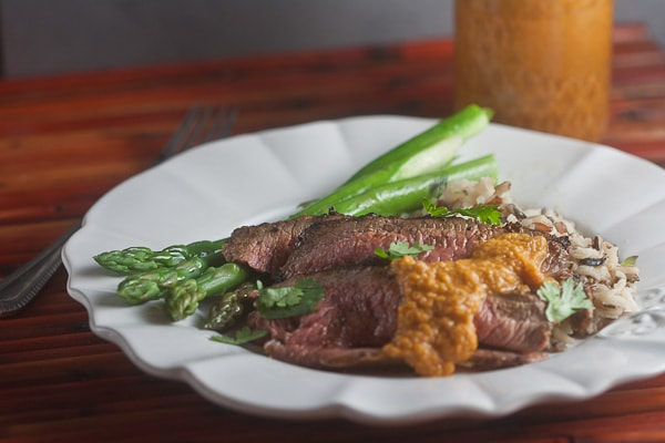 Moroccan Spiced Lamb with Fiery Chili Sauce 3