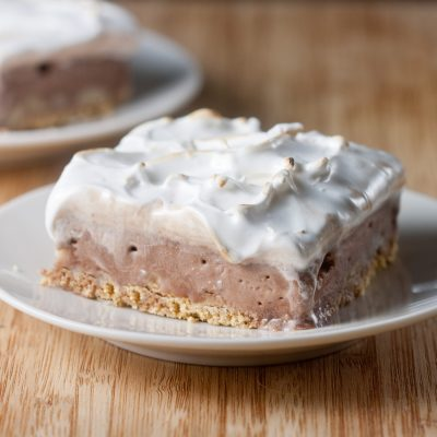 Triple Onion Dip & S'mores Ice Cream Pie