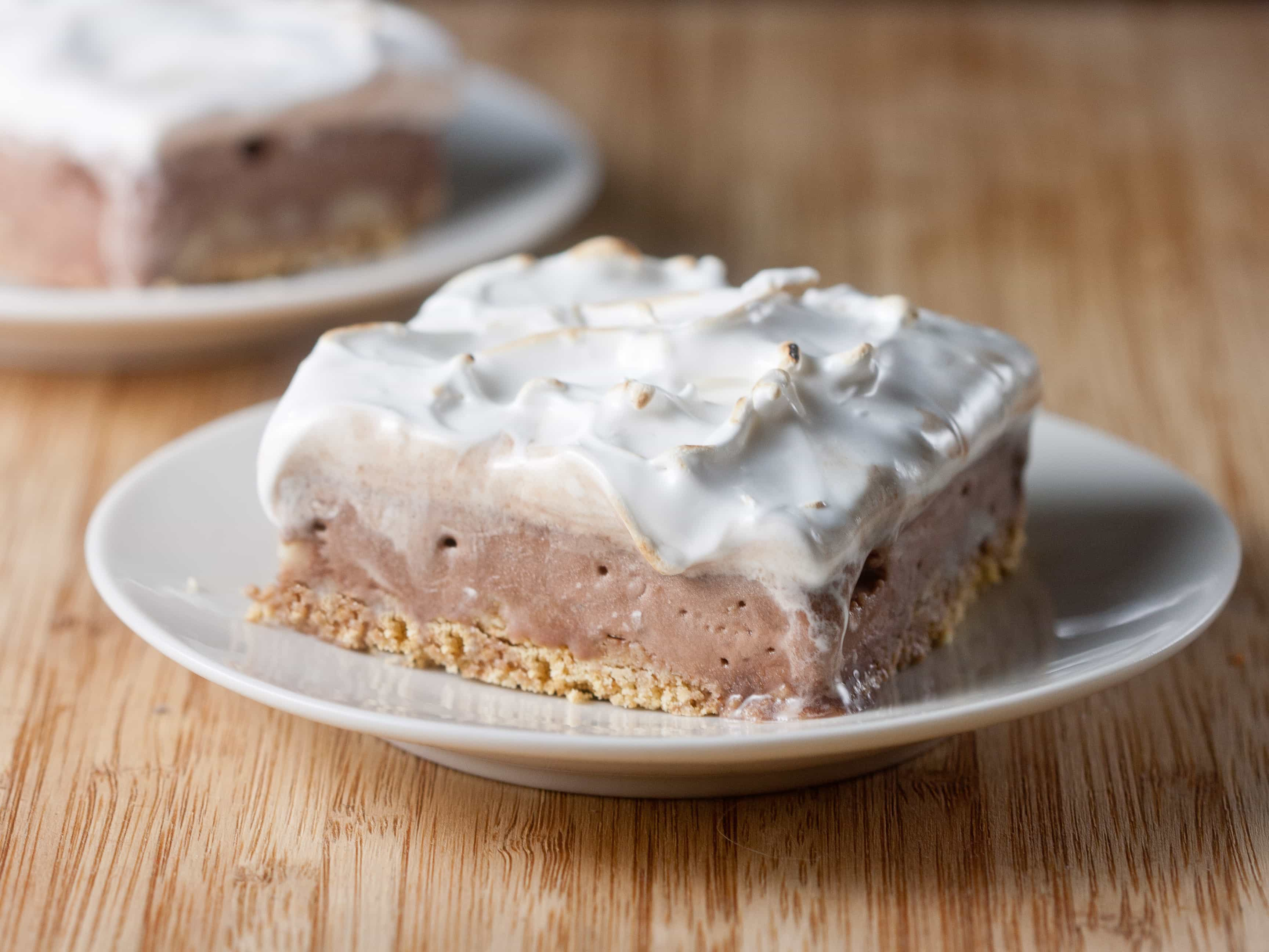 Triple Onion Dip & S'mores Ice Cream Pie - Healthy. Delicious.