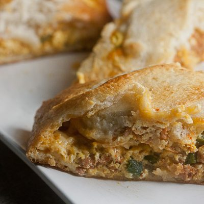 {SRC} Easy Mexican Breakfast Braid