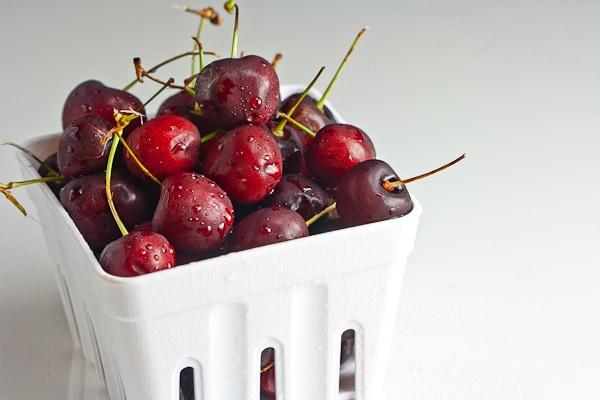 Mini Cherry-Almond Turnovers 1