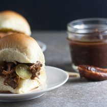 Asian Pulled Chicken Sliders 1