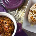 pumpkin lentil chili