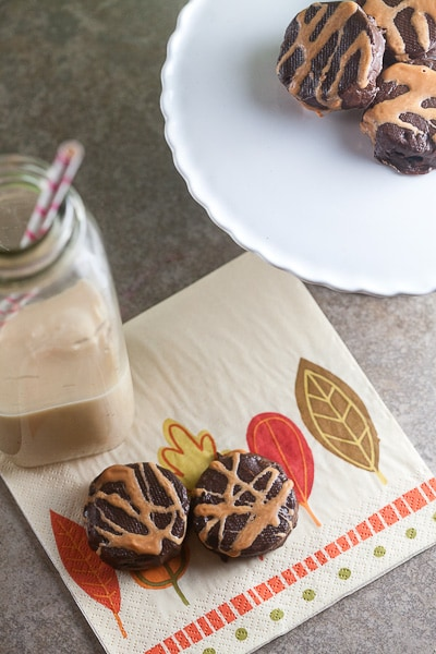 Chocolate-Peanut Butter Covered Oreos 2