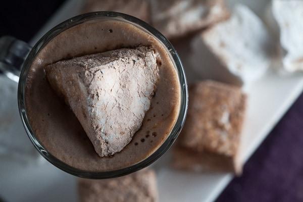 Hot Cocoa + Chocolate Hazelnut Marshmallows 15
