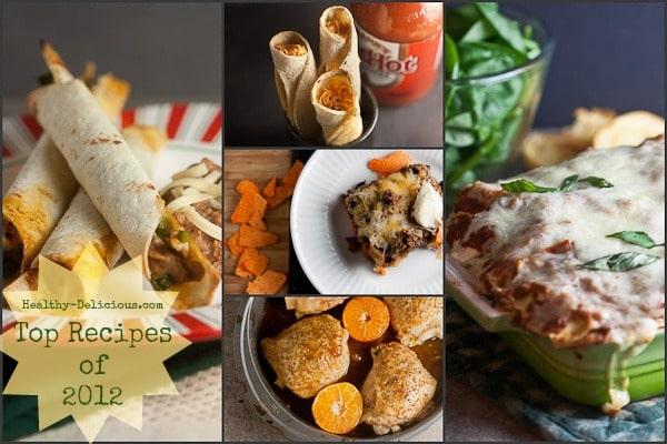 Top 12 Recipes of 2012 3