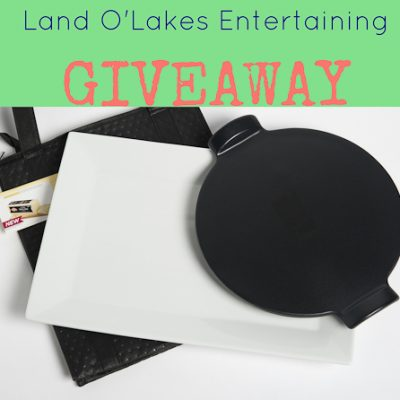 Entertaining Giveaway from Land O'Lakes