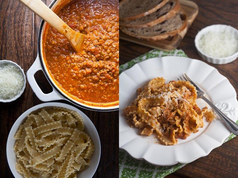 veal-lentil-bolognaise-healthy-delicious
