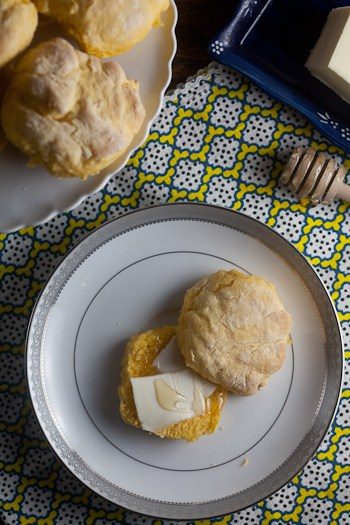 fat free butternut squash biscuits from healthy-delicious.com