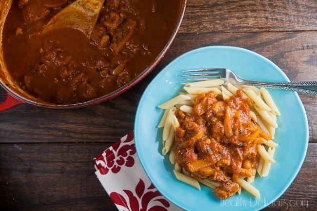 Cajun Chicken Pasta