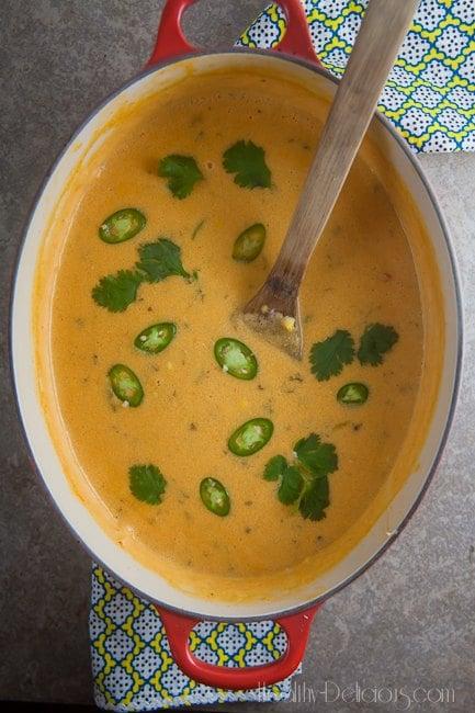 Thai Corn Chowder   Healthy-Delicious.com
