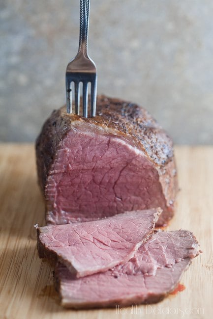 Crockpot Roast Beef | Healthy-Delicious.com