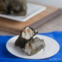 Stuffed Collard Greens | Healthy-Delicious.com