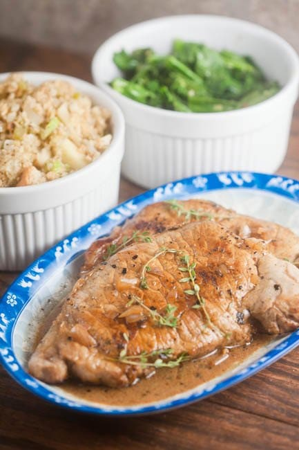 ... pork chops pork chops with cider sauce apple stuffed pork chops with