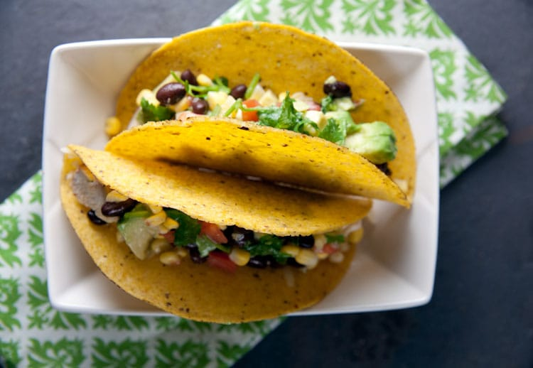 Cajun-Chicken-tacos-with-Corn-and-Avocado-Salsa