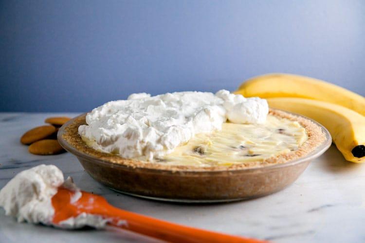 Banana-Cream-Pie-with-Vanilla-Wafer-Crust