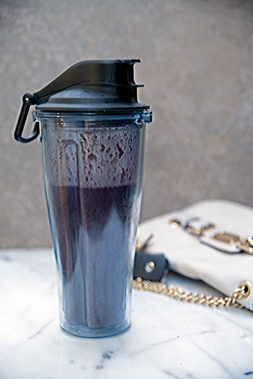 Cherry-Vanilla-Smoothie-for-One
