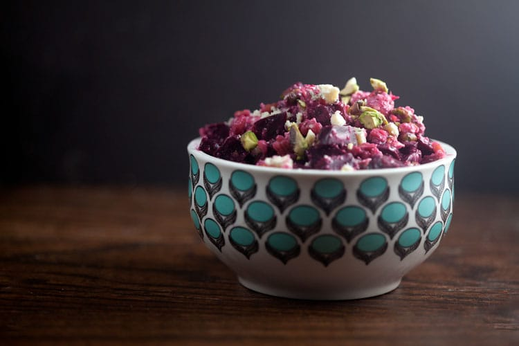 Roast-Beet-Salad-with-Cheese-and-Nuts