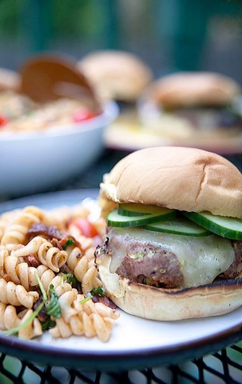 Dill-Havarti-Turkey-Burgers-Ourside