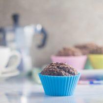Chocolate Cinnamon Muffins 9