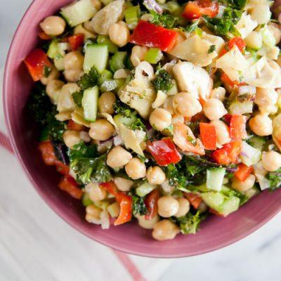 Confetti Crunch Salad