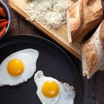 Spanish Breakfast Panini + Anolon Giveaway 21
