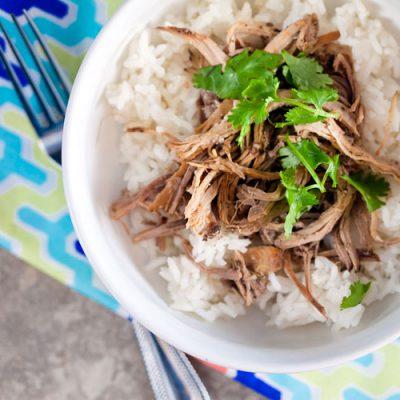 Island Jerk Pork + Slow Cooker Giveaway