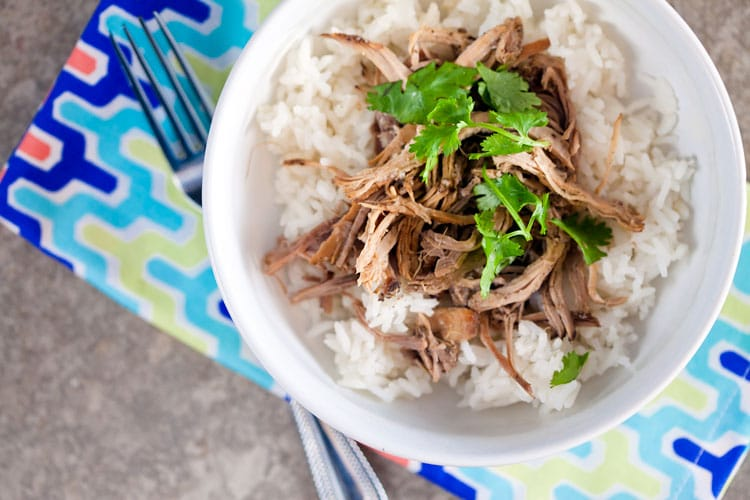 Island Jerk Pork + Slow Cooker Giveaway 3